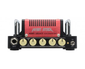 HOTONE Heart Attack - Micro tête guitare 5 Watts, EQ 3 bandes (basée sur Rectifier)