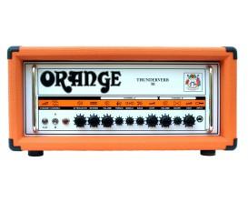 ORANGE TV50H Thunderverb Tête 50 Watts Lampes