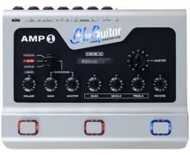 BLUGUITAR Amp 1 - Ampli 4 canaux 100 watts Nanotube, format pédale