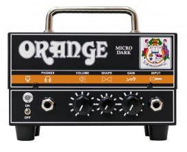 ORANGE MD-20 Micro Dark 20 Watts (FX loop + speaker simulator)