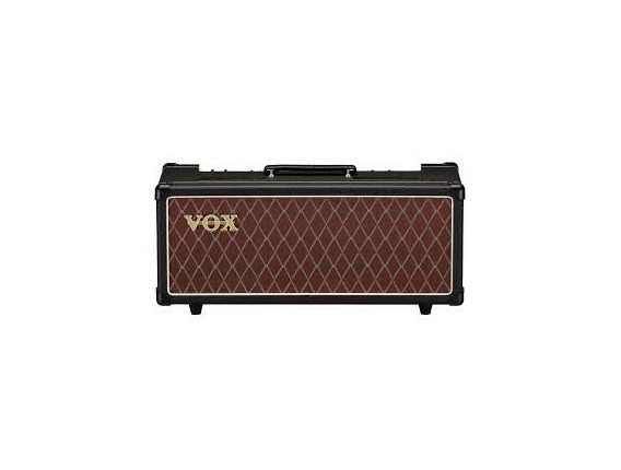 VOX AC15-CH - Tête Lampes 15 Watts, Power attenuator 15/1.5/0.15 Watts