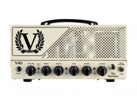 VICTORY AMP V40 The Duchesse - Tête 40 Watts tout lampes, Made in UK, Blanc