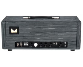 MORGAN SW50R Twilight - Tête 50 watts tous lampes, avec Reverb, finition Twilight