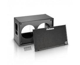 """PALMER CAB212B - Baffle VIDE pour 2 HP 12"""", Open Back"""