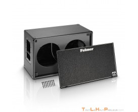 "PALMER PCAB212 - Baffle VIDE pour 2 HP 12"", Closed Back"