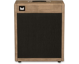 "MORGAN MV-212V Vertical Cab Driftwood- Baffle 2x12"" Creamback 16 Ohms, version verticale, Finition Driftwood"
