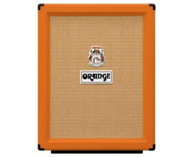 "ORANGE PPC212VE - Baffle Guitare 2x12"" Vertical, 2 HP Neo Creamback, Open Back, finition Orange (UK)"
