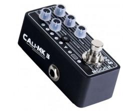 MOOER Micro Préamp - 008 Cali-MK3. Préamp numérique basé sur l'ampli Mesa Boogie MKIII
