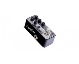 MOOER Micro Préamp - 007 Regal Tone. Préamp numérique basé sur l'ampli ToneKing Falcon