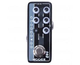MOOER Micro Préamp - 003 Power Zone. Préamp numérique basé sur l'ampli Koch PowerTone