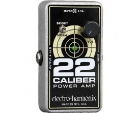 ELECTRO-HARMONIX 22 Caliber - Pocket 22w Amp - Série Nano (Alim 24DC-3000 fournie) *