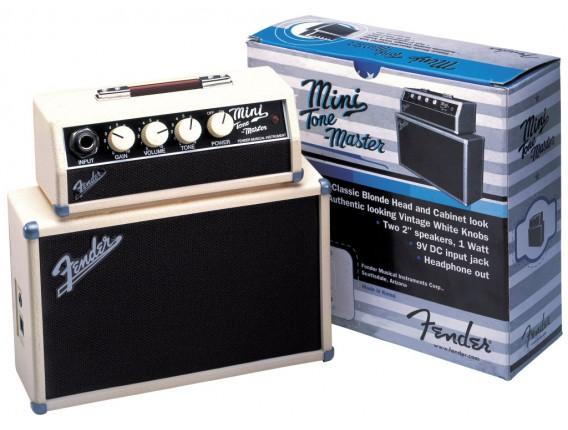FENDER 0234808000 - Mini Tone Master Amplifier
