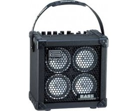 ROLAND M-CUBE-BASS-RX Micro Cube RX Bass Stereo 4 x 4