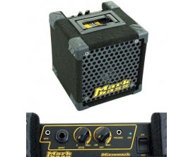 "MARK BASS Micromark 801 - Mini combo 1x8"" 45 Watts (8 Ohm), DI"