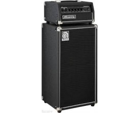 "AMPEG Micro CL Stack - Stack tête 100 watts + baffle 2x10"" (8 ohms)"