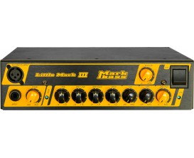 MARK BASS Little Mark III Head - Tête basse compacte 300/500 watts