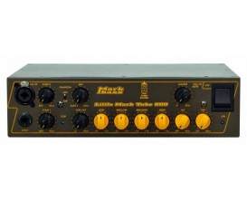 MARK BASS Little Mark Tube 800 - Tête basse compacte 800 watts, preampli lampe