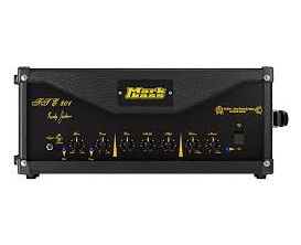 MARK BASS TTE801 - Tête basse Randy Jackson Signature, preamp lampes, 800W @ 4 ohms / 500W @ 8 ohms