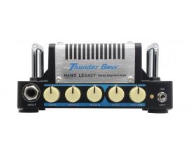 HOTONE Thunder Bass - Micro tête basse 5 Watts, EQ 3 bandes (basée sur SVT)