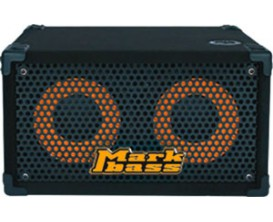 "MARK BASS TRAVELER 102P - Baffle Basse 2x10"" + tweeter 400 watts / 8 Ohms"