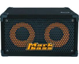 "MARK BASS TRAVELER 102P - Baffle Basse 2x10"" + tweeter 400 watts / 8 Ohms"