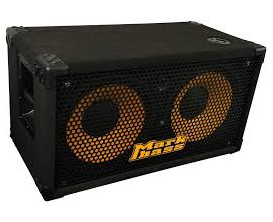 "MARK BASS New York 122-4 - Baffle 2x12"" + tweeter 1.25"", 700w RMS sous 4 ohms"