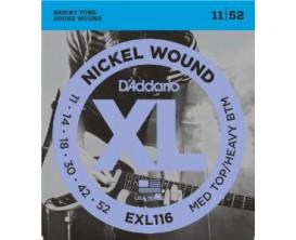 D'ADDARIO EXL116 MEDIUM 11-14-18-30-42-52