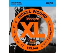 D'ADDARIO EXL140 LTHB 10-13-17-30-42-52