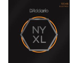D'ADDARIO NYXL 1046 - Jeu Light 10/46 Série NYXL