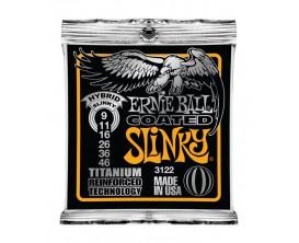ERNIE BALL 3122 Coated Slinky Titanium 9/46