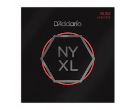 D'ADDARIO NYXL 1052 - Jeu Light Heavy Bottom 10/52 Série NYXL
