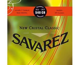 SAVAREZ 540CR CRISTAL CLASSIC ROUGE T/NORM
