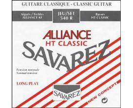 SAVAREZ 540R ALLIANCE ROUGE T/NORMAL