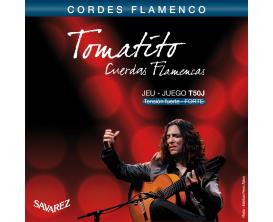 SAVAREZ T50J Cordes Flamenco Tension Forte