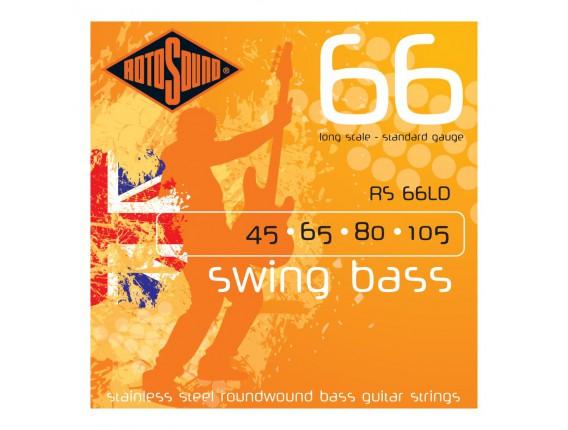 ROTOSOUND RS66LD SWING BASS STANDARD 45-105