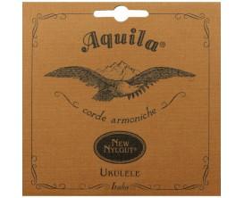 AQUILA AQ-15U - Jeu de cordes ukulélé Tenor Nylgut, Wound Low G