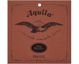 AQUILA AQ-17U - Jeu de cordes ukulélé Tenor 6 Cordes Nylgut, g-Cc-E-Aa