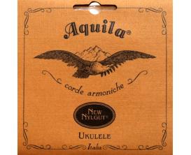 AQUILA 4U - Jeu de cordes ukulélé Soprano New Nylgut