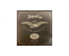 AQUILA 100U - Jeu de cordes ukulélé Soprano New Nylgut, High G
