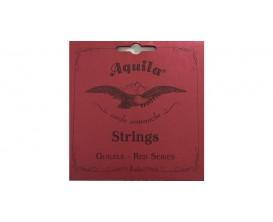 AQUILA GL 133C - Jeu de cordes Guitarlélé 6 cordes, accordage A-E-C-G-D-A, 43.2 cm