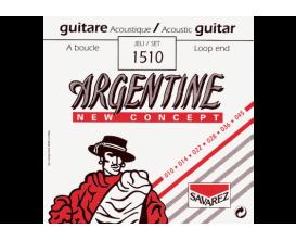 ARGENTINE 1510 - Jeu de Cordes Jazz Manouche à Boucle - 10-14-22-28-36-45