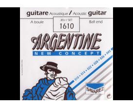 ARGENTINE 1610 - Jeu de Cordes Jazz Manouche à Boule - 10-14-22-28-36-45