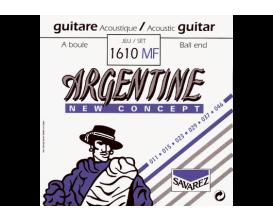 ARGENTINE 1610MF - Jeu de Cordes Jazz Manouche à Boule - 11-15-23-29-37-46