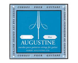 AUGUSTINE BLEU5-LA - Corde de La (5) au détail, filé argent
