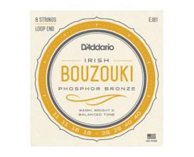 D'ADDARIO EJ81 - Jeu de 8 cordes pour Bouzouki Irlandais 11-40