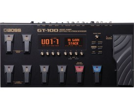 BOSS GT-100 Multi Effects Processor