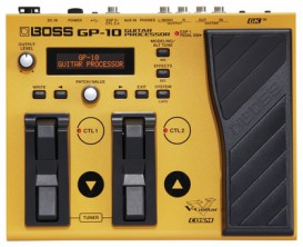 BOSS GP-10S - Guitar Processor, entrée GK-13