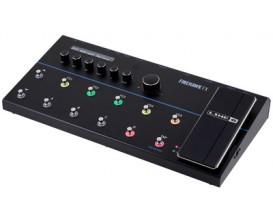 LINE6 FireHawk FX - Pédalier multi-effets (Combination de Line6 AMPLIFI FX100 and POD HD500X)