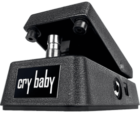 DUNLOP CBM95 - Pédale Wah wah Cry Baby Mini Wah (format pedalboard)