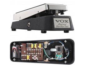 VOX V846-HW - Wah Wah Originale Vox, Handwired, avec Soft Case
